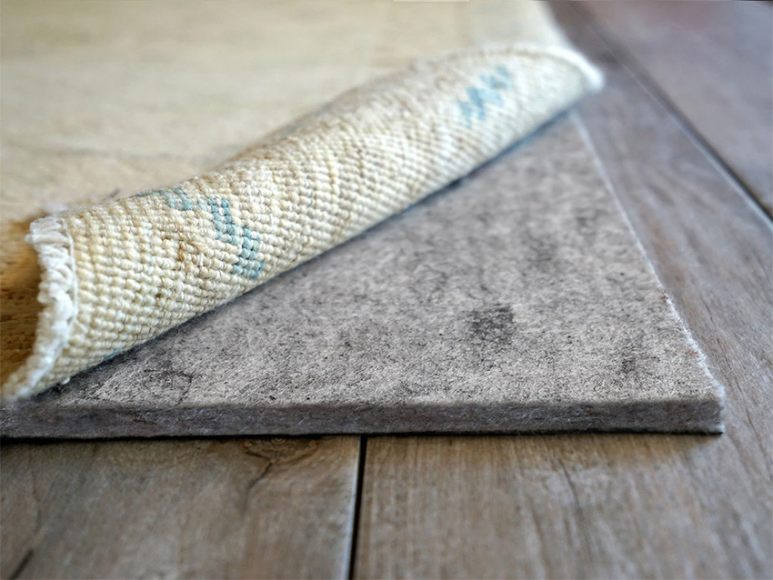 Coles Fine Flooring   Non-Slip Padding for Area Rugs
