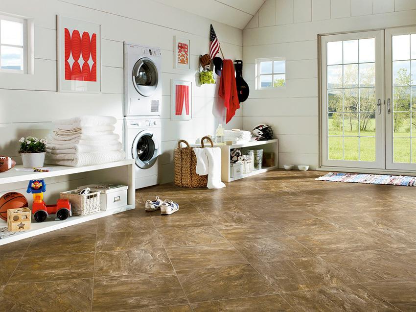 Coles Fine Flooring | laundry room ideas