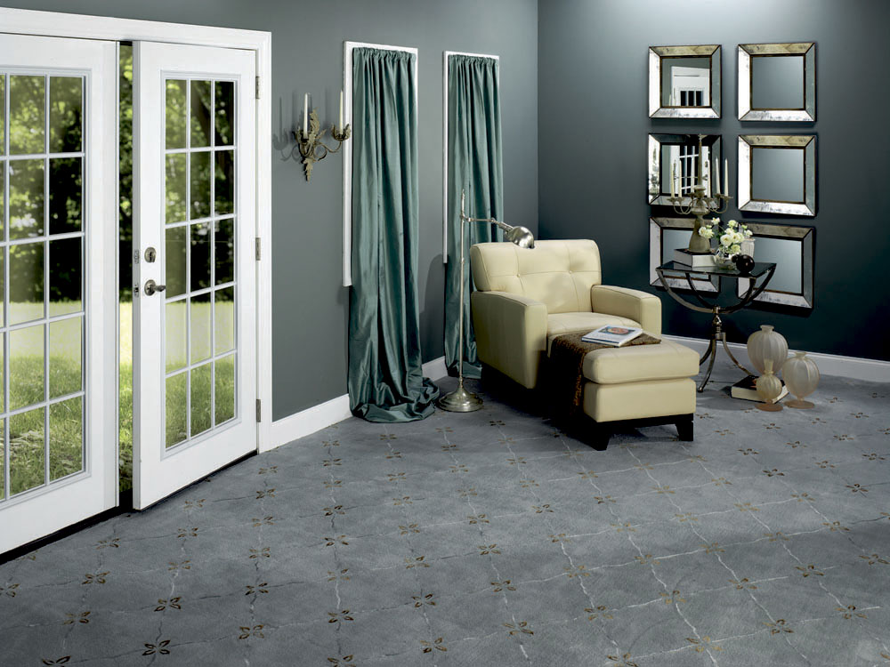 Gray Carpet - Coles Fine Flooring