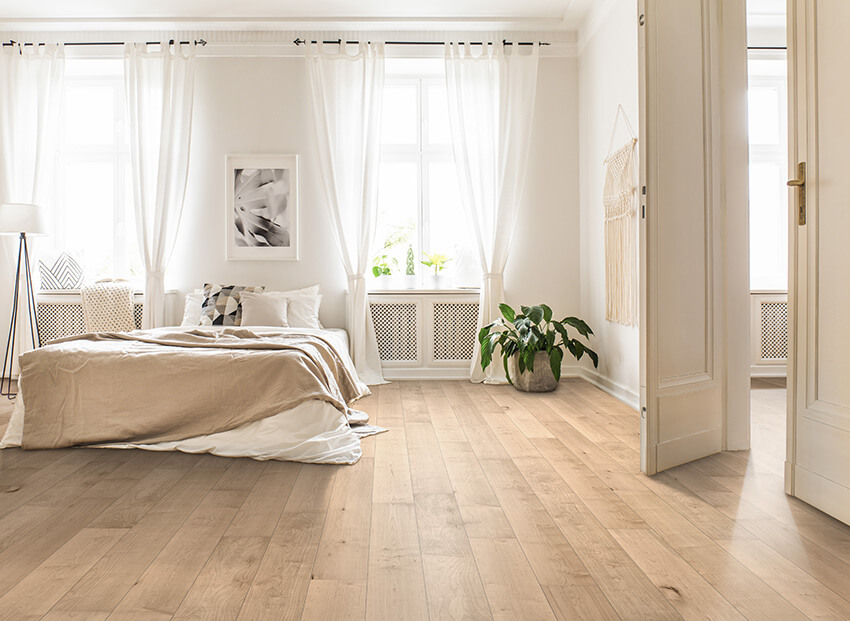 Coles Fine Flooring | Light Hardwood floors