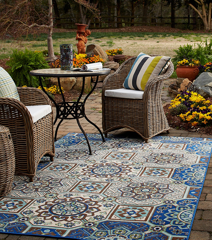 Coles Fine Flooring | Outdoor Retreat