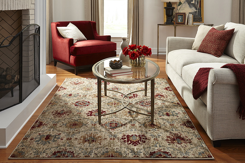 Coles Fine Flooring | Decorating with Area Rugs
