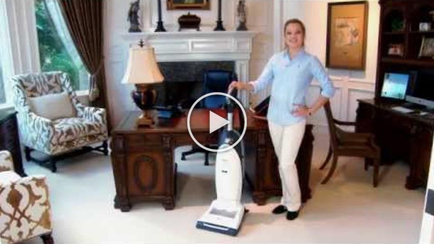 Coles Fine Flooring   Miele vacuums video