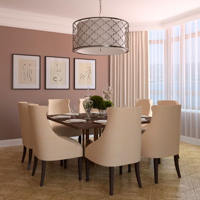 Coles Fine Flooring | Dining Rooms