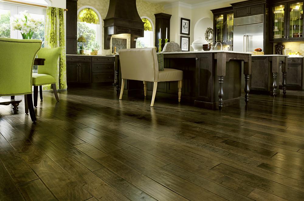 Coles Fine Flooring | Green