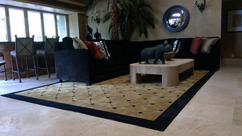 Coles Fine Flooring   Custom Area Rug