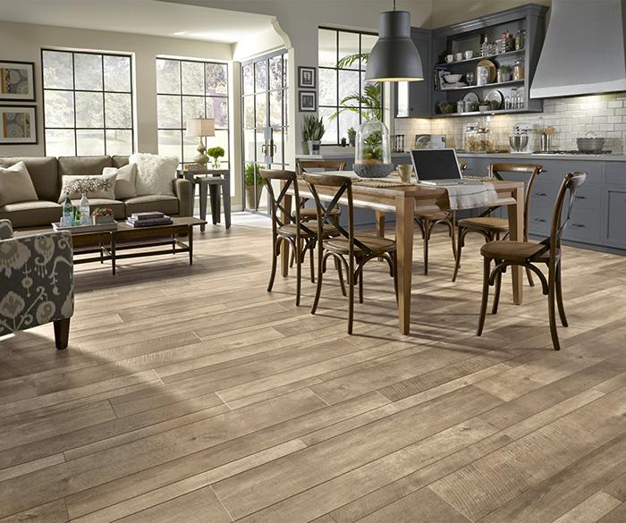 Coles Fine Flooring   laminate living room kitchen floor