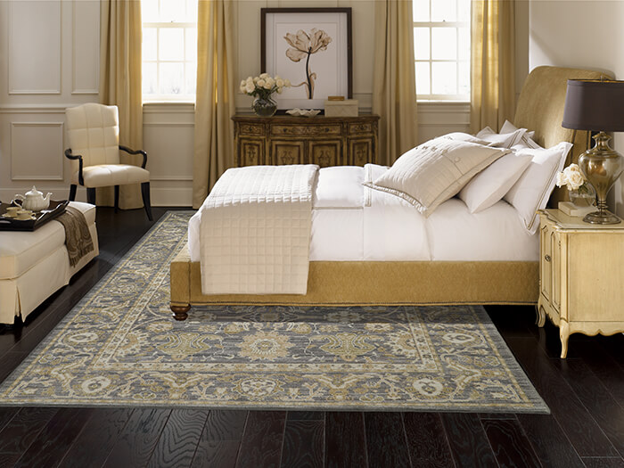 Coles Fine Flooring | Bedroom Area Rugs