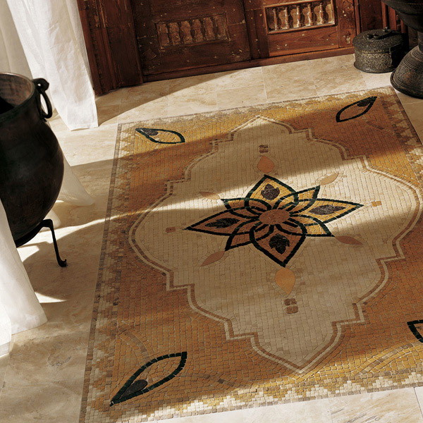 Decorative Tile Rugs Coles Fine Flooring