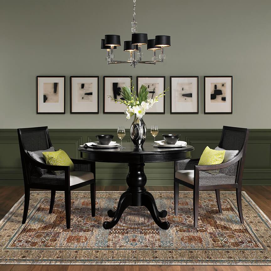 Coles Fine Flooring   Dining Room Area Rugs