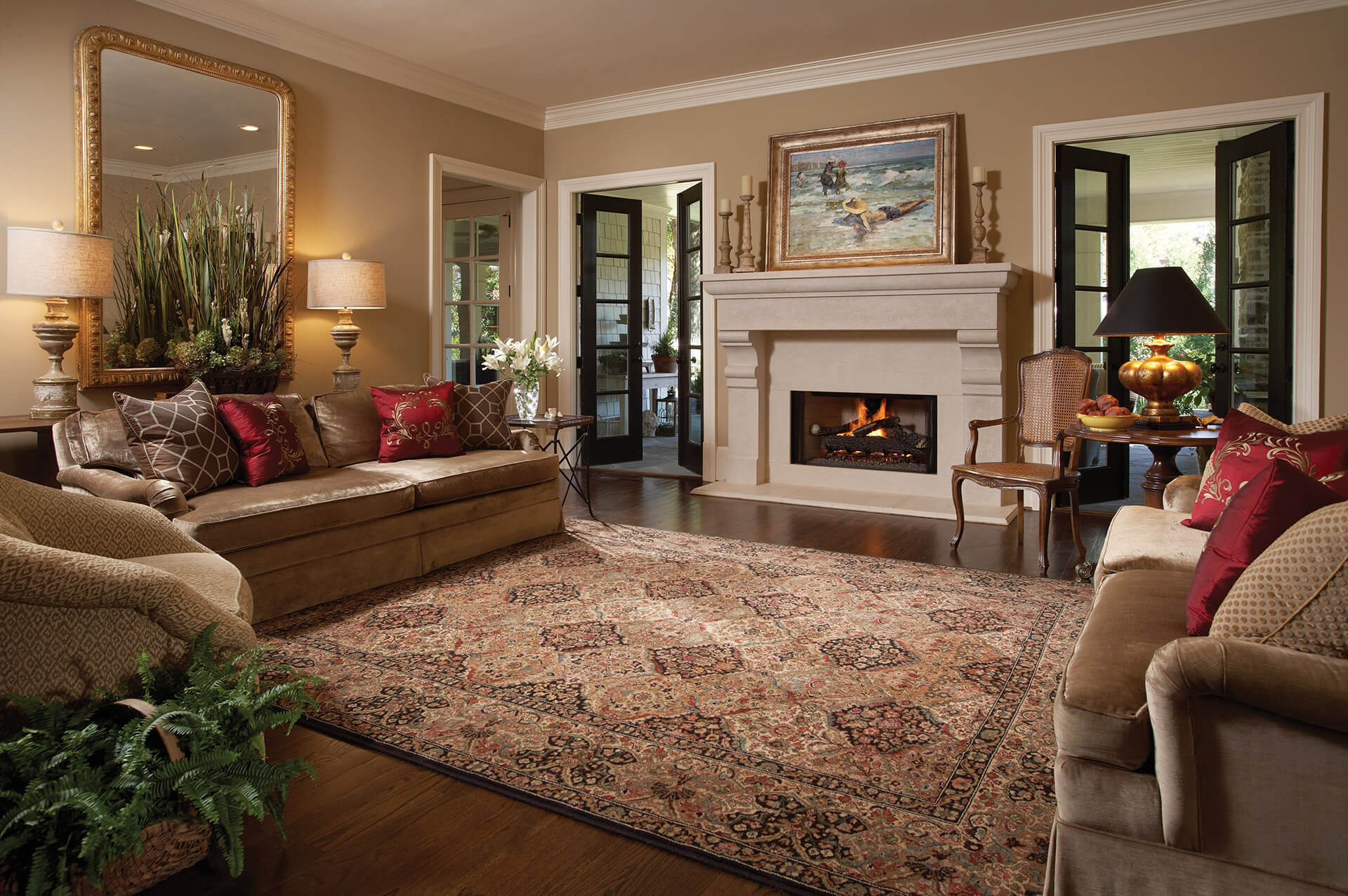 Coles Fine Flooring   Area Rugs for the Living Room