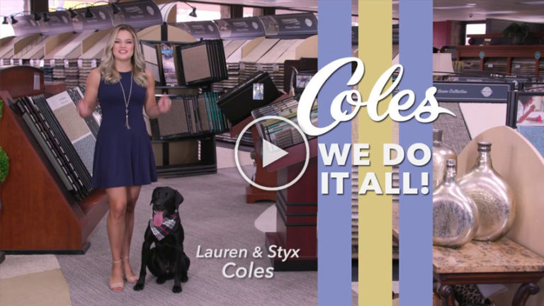 Coles Fine Flooring   New Year Clearance video