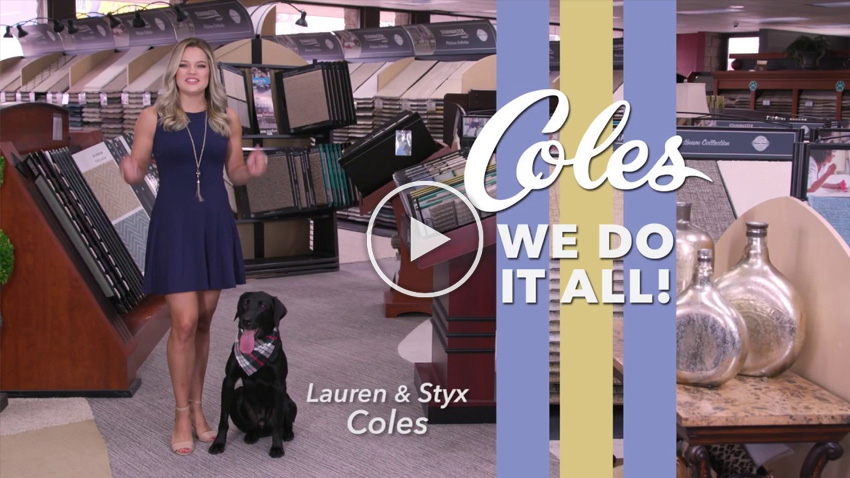 Coles Fine Flooring | New Year Clearance video
