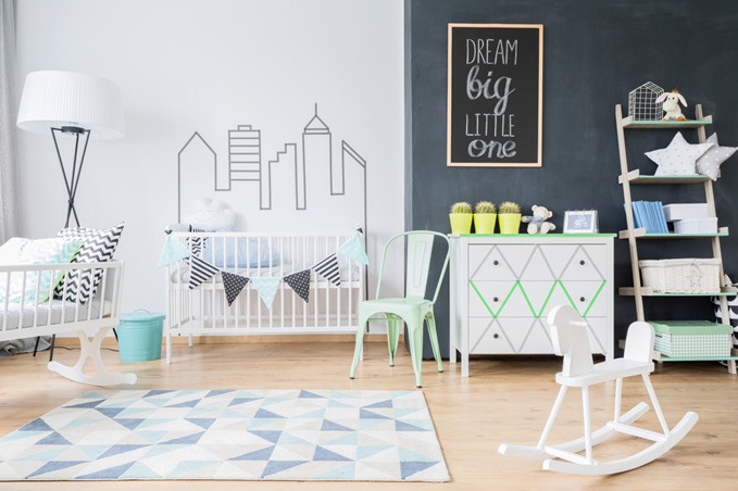Coles Fine Flooring | rooms for kids