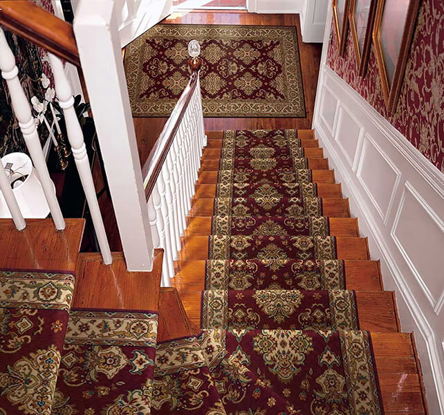 Coles Fine Flooring | staircase runners