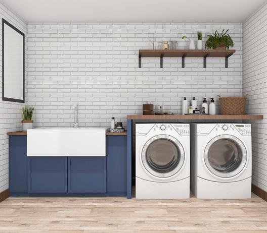 Coles Fine Flooring | laundry