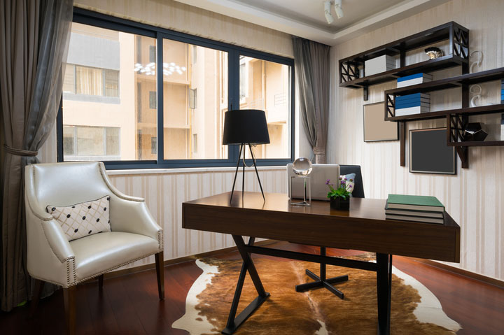 Coles Fine Flooring | home office