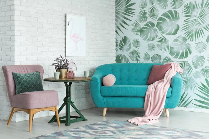 Coles Fine Flooring | summertime decor
