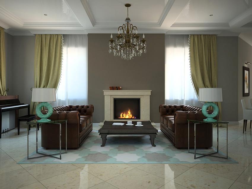 Coles Fine Flooring   living room decor