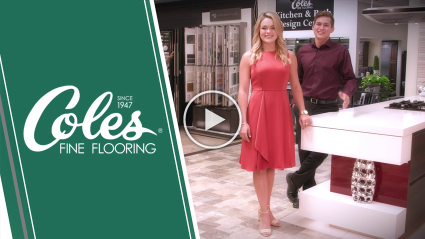 Coles Fine Flooring   Don't be surprised video