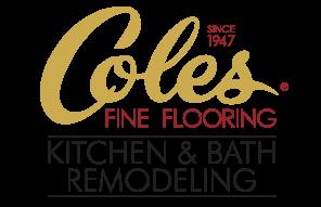 Coles Fine Flooring logo