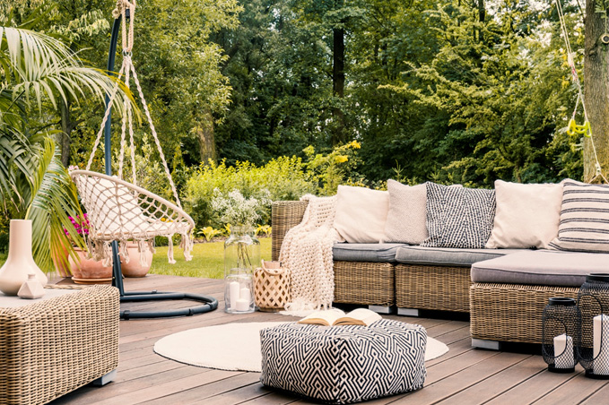 Coles Fine Flooring | outdoor living