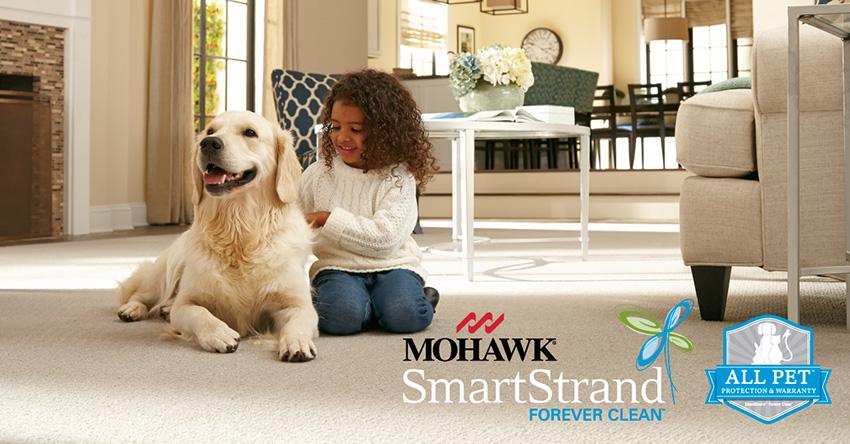 Coles Fine Flooring | Mohawk SmartStrand