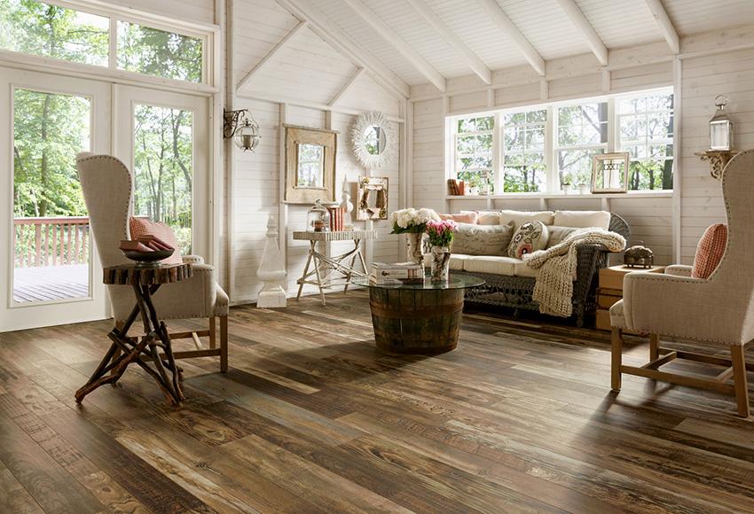 Coles Fine Flooring | monochromatic interiors