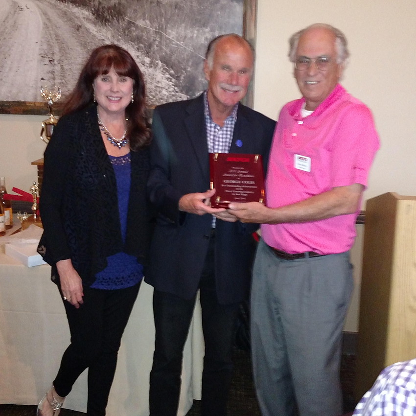 Coles Fine Flooring   SDCFCA Award of Excellence