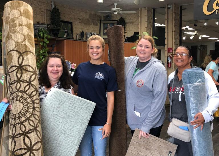 Coles Fine Flooring | Teacher Appreciation Area Rug Giveaway