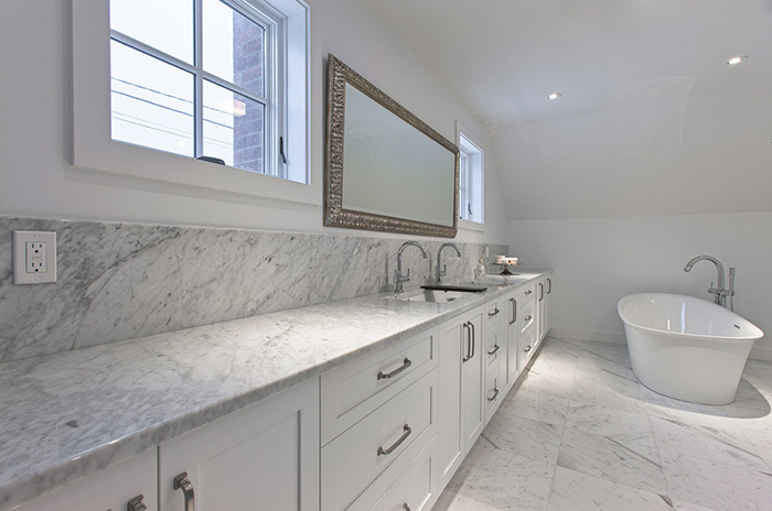 Coles Fine Flooring | cabico bathroom cabinets