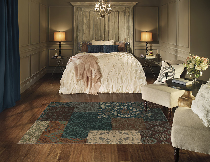 Coles Fine Flooring | Defining Lines with Area Rugs