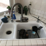 Coles Fine Flooring | sink old