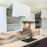 Coles Fine Flooring | sleek cabinetry