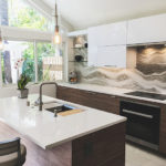 Coles Fine Flooring | white top kitchen island
