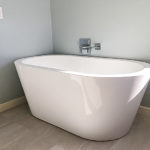 Coles Fine Flooring | modern sleek bath
