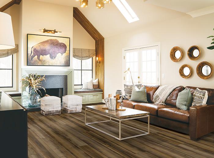 Wood vinyl flooring San Diego