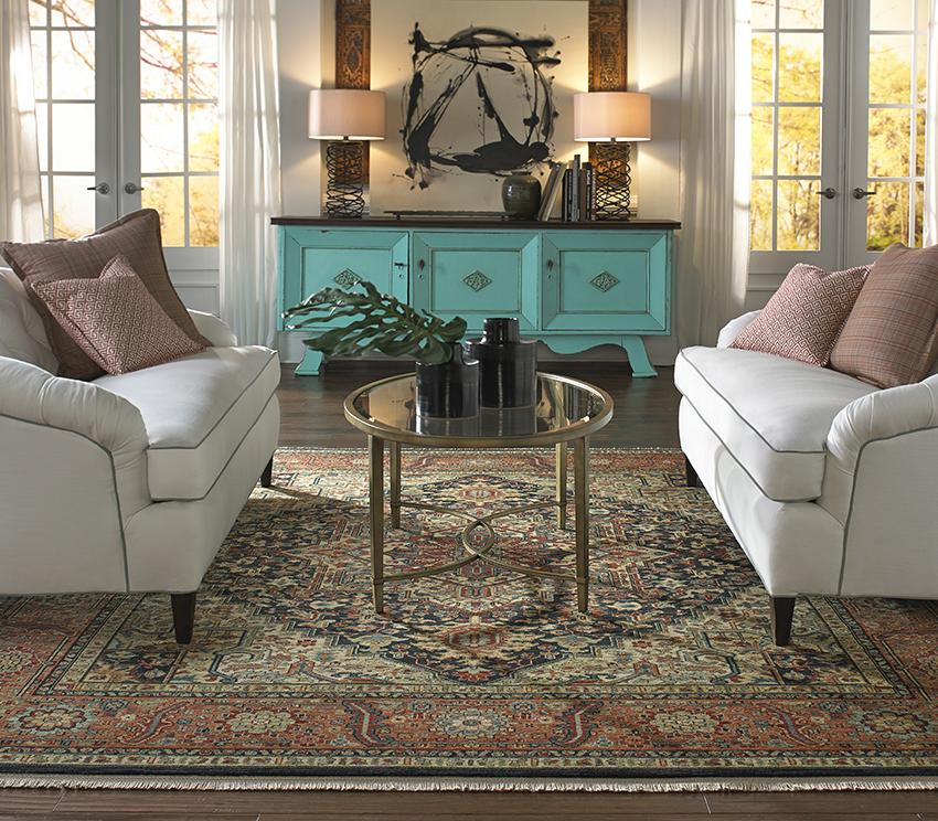 Coles Fine Flooring | Karastan Area Rugs