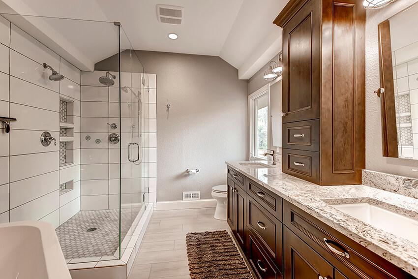 Coles Fine Flooring | Bathroom remodel