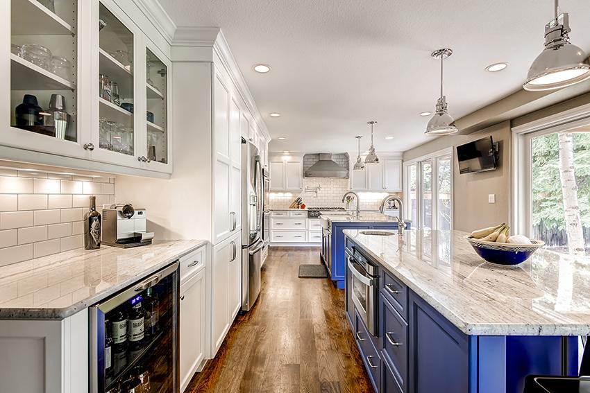 Coles Fine Flooring | Pantone Classic Blue