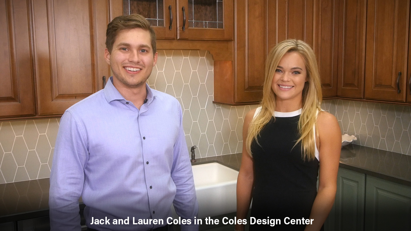 Coles Fine Flooring | Lauren Coles and Jack Coles
