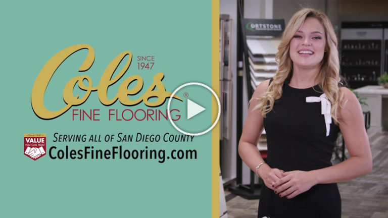 Coles Fine Flooring   Luxury Vinyl Plank video