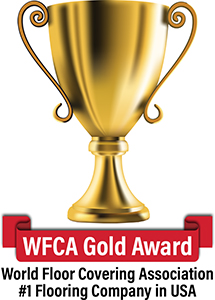 Coles Fine Flooring | WFCA Gold Award
