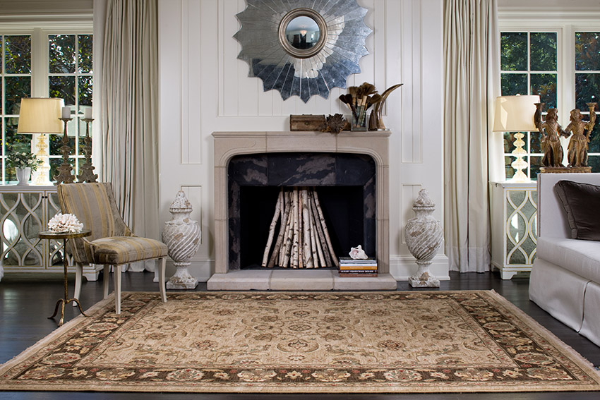 Coles Fine Flooring   cozy Karastan area rug
