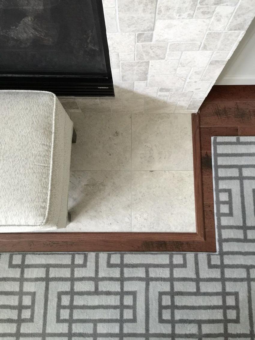 Coles Fine Flooring   Custom Area Rug cutout