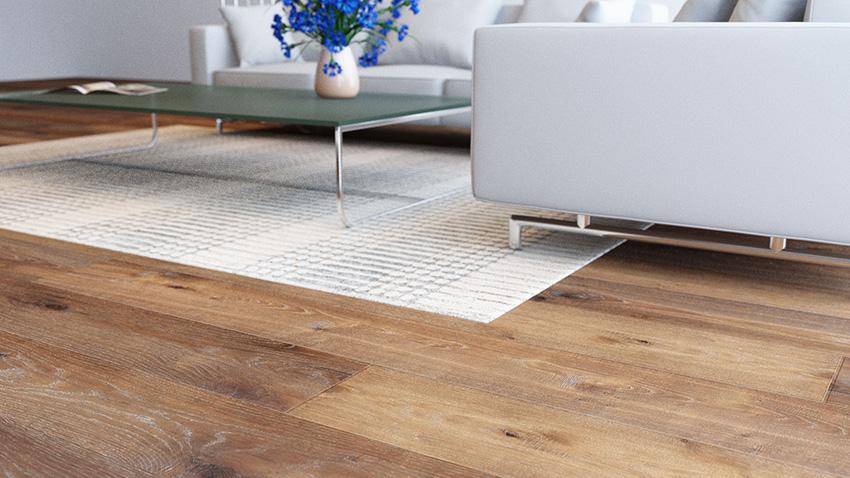 Coles Fine Flooring   Custom Area Rug living room