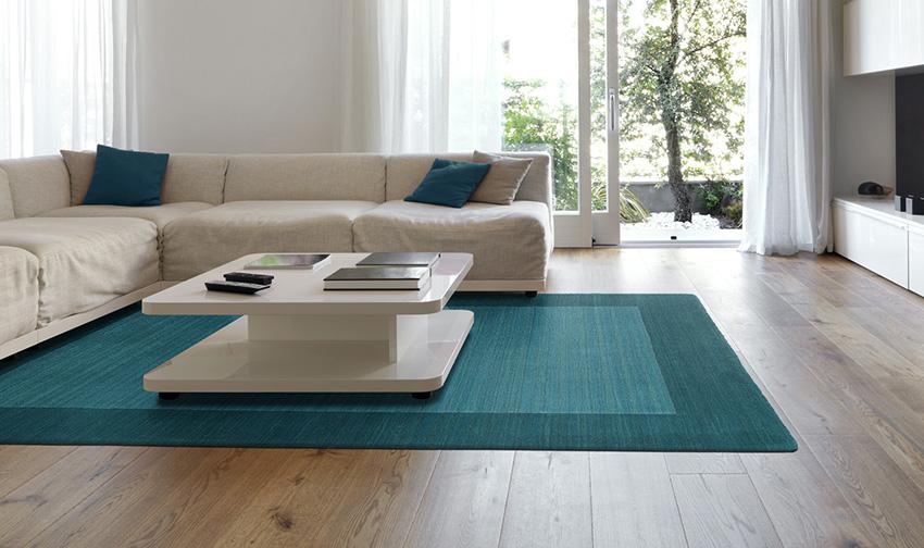 Coles Fine Flooring   Custom Area Rug couch